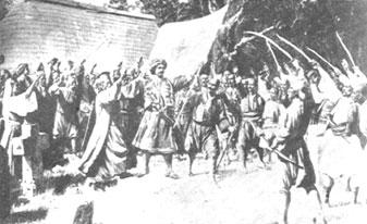 Милош Обреновић је 23. априла 1815. године на скупу старешина у Такову објавио почетак новог устанка за ослобођење Србије од отоманске власти