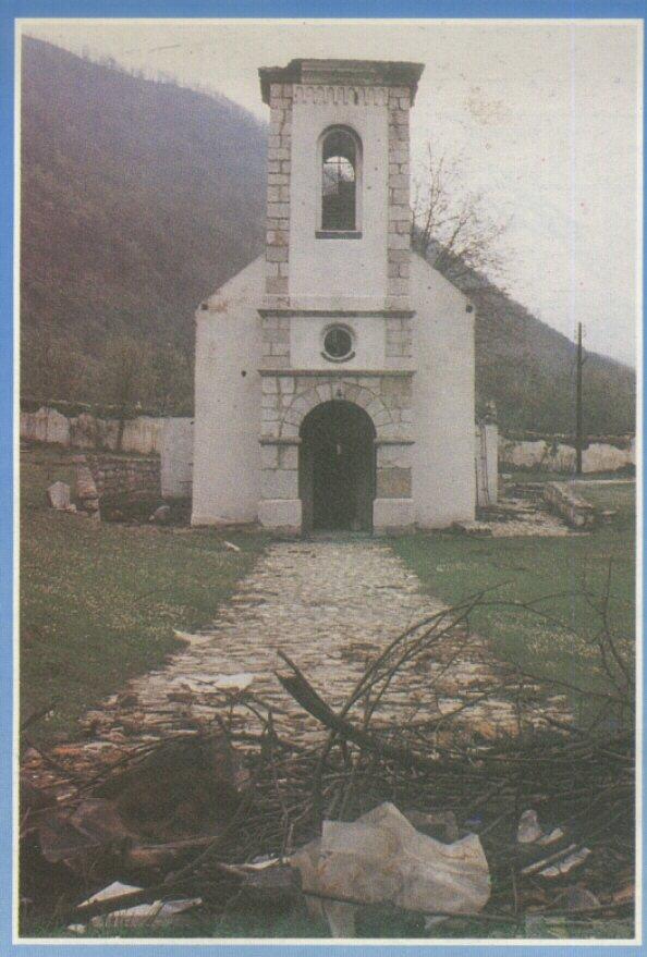Crkva Svetog Djordja u Donjoj Sopotnici kod Gorazda Untitled-15