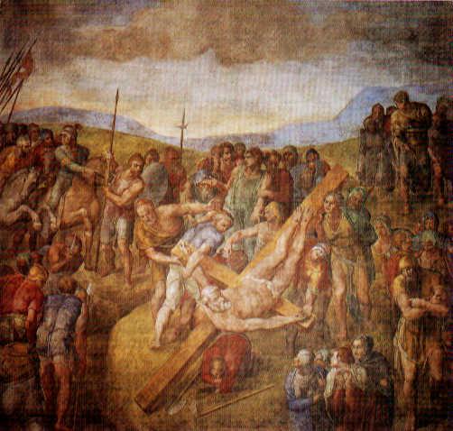 Michelangelo Buonarroti Sikstinska%20kapela