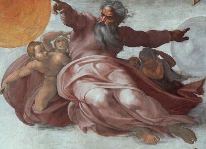 Michelangelo Buonarroti Stvaranje%20neba