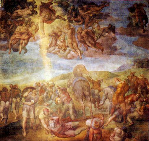 Michelangelo Buonarroti Sv.pavle