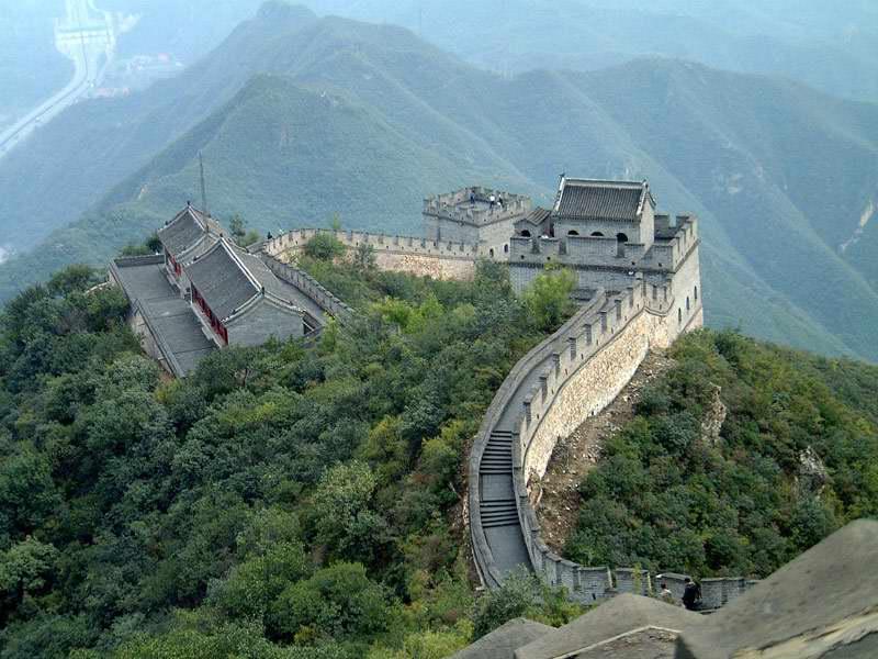 Zanimljivosti o poznatim građevinama Great_wall2