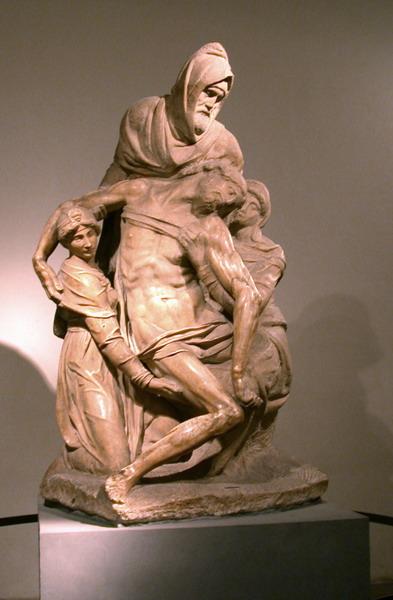 Mikelandjelo Michelangelo_Pieta_Firenze