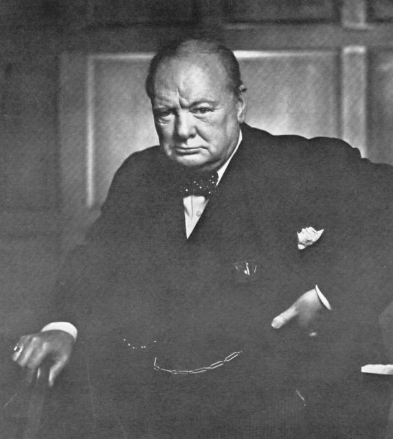 Jeste li znali ? - Page 2 Churchill