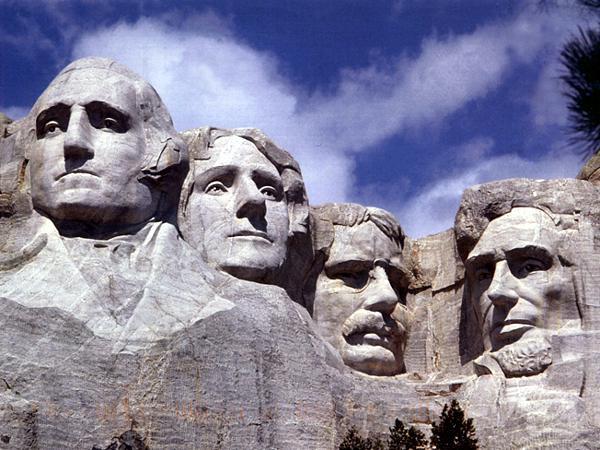 Sjedinjene Američke Države Mountrushmore
