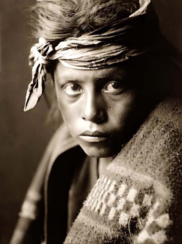 Sjedinjene Američke Države Navajo-Boy