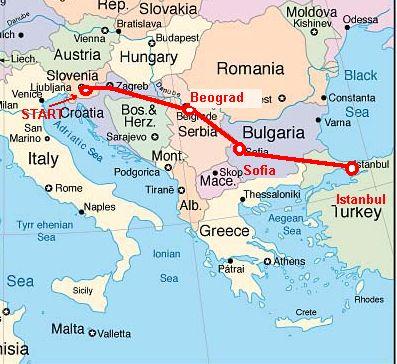 Evropa Se Tradicionalno Dijeli N