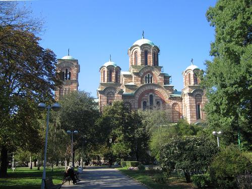 Parkovi i česme Beograda Tasmajdan2